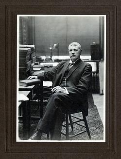 William Barnes Portrait (1860-1930)