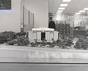 Scale Model of Proposed Museum of History and Technology