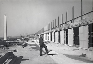 Museum of History and Technology Construction
