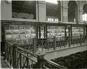 Photography Exhibit on A&I Balcony