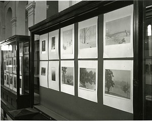 Arts and Industries Building, Photography Exhibit