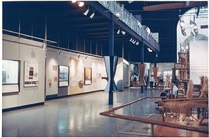Arts and Industries Building, Textile Exhibit