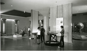Museum of History and Technology, Hall of Physical Sciences