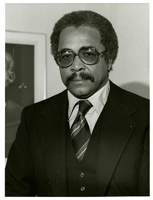 Julian T. Euell, by Unknown, c. 1980, Smithsonian Archives - History Div, SIA2010-3014.