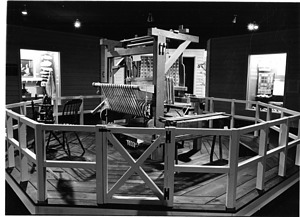 Museum of History and Technology, Textiles Exhibit