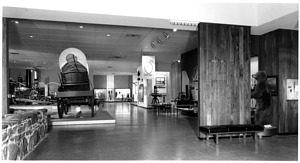 Museum of History and Technology, Growth of the United States Exhibit
