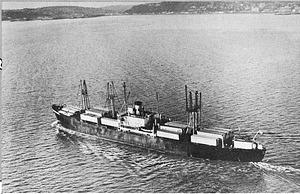 The Alaska Steamship Company's S.S. Iliamna
