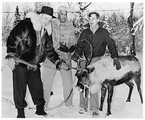 Operation Reindeer, 1958, Smithsonian Institution Archives, SIA RU000365 [SIA2011-0029].