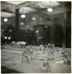Diorama in the Arts and Industries Building