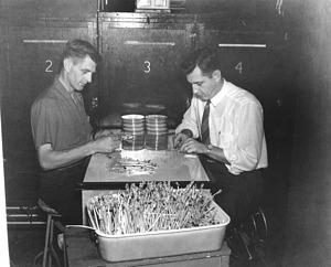 Victor B. Elstad and William H. Klein