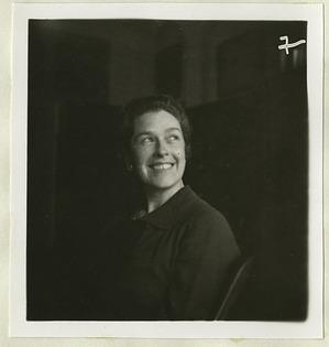 Miss Bertha Ferguson