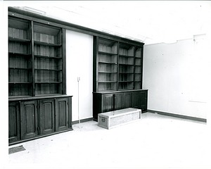 Old Archives Area, Fourth Floor, Smithsonian Institution Building, Photo 4 of 11