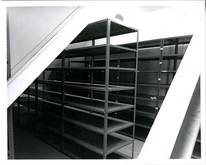 Old Archives Area, Fourth Floor, Smithsonian Institution Building, Photo 8 of 11