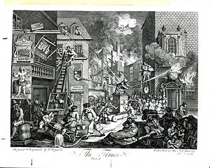 """The Times"" Engraving"