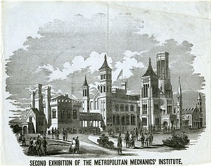 Second Exhibition of the Metropolitan Mechanics' Institute