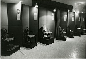 "Chairs on Display in Cooper-Hewitt's ""Please Be Seated"" Exhibit"