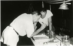 J. F. Gates Clarke and Waldo LaSalle Schmitt