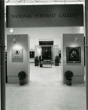 National Portrait Gallery in the A&I Building