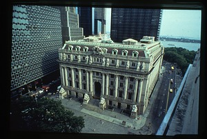 George Gustav Heye Center in the Alexander Hamilton Customs House