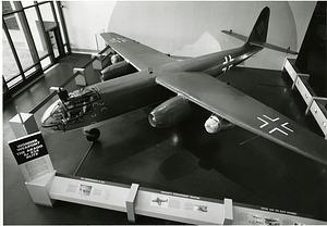 German Arado Ar 234B Blitz Jet Bomber