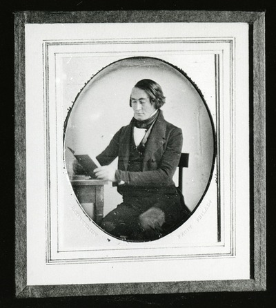 Portrait Photograph of Martin Hans Boyè