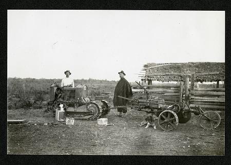 Riacho Pilaga, Argentina During Wetmore's Field Work