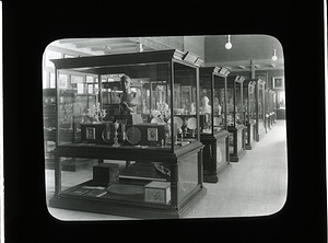 Exhibits in the Arts and Industries Building