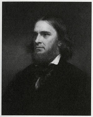 Portrait of Benjamin Peirce