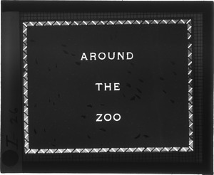 Around the Zoo, 1933, Smithsonian Institution Archives, SIA Acc. 12-492 [SIA2012-6585].