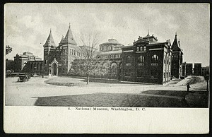 Postcard of the United States National Museum