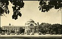 Front of Postcard of the Natural History Building