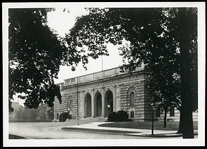 North Front of the Freer Gallery of Art