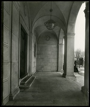 North Porch of the Freer Gallery of Art