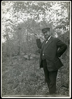 John Bernhard Smith at Plummers Island