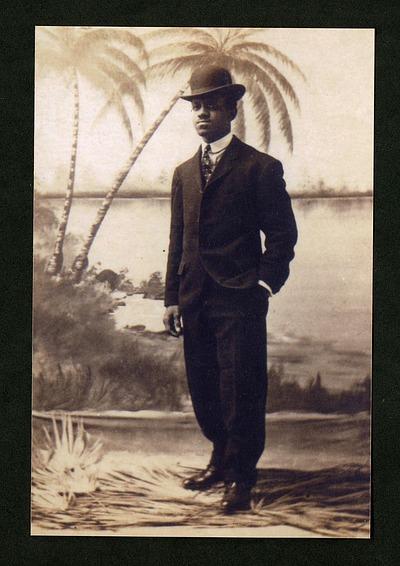 Portrait of Solomon G. Brown
