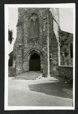 Unidentified Church, 1925, Smithsonian Institution Archives, SIA RU007091 [SIA2015-003207].