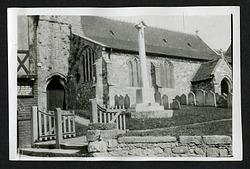 St. Mary the Virgin Church, Brading, Isle of Wight