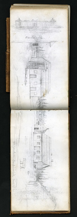William Dall's Diary from the 1867 Western Union Telegraph Expedition, Pages 99-100
