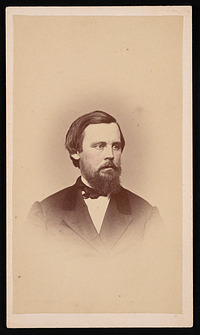 Portrait of Lucius Eugene Chittenden (1824-1900)