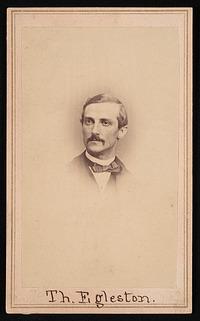 Portrait of Thomas Egleston (1832-1900)