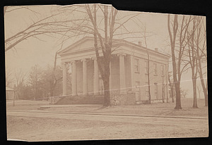 College of New Jersey (Princeton University) - Whig Hall
