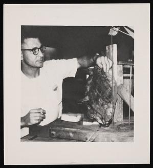 Portrait of Carl Hershey