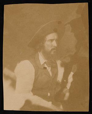 Portrait of Caleb Burwell Rowan Kennerly (1829-1861)