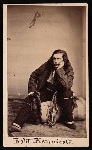 Portrait of Robert Kennicott (1835-1866)