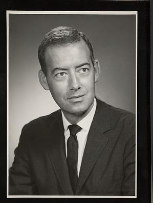 Portrait of Harry Lowe (1922-)