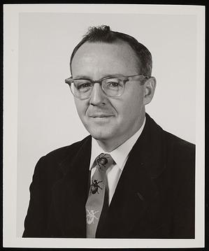 Portrait of Paul J. Spangler (1924-2010)