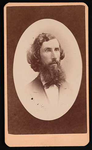 Portrait of Samuel Edward Warren (1831-1909)