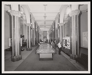 Great Hall of the Smithsonian Institution Building, or Castle
