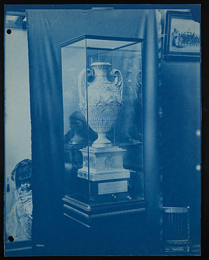 Reproduction of William Cullen Bryant Memorial Vase, United States National Museum
