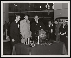 Presentation of Datasphere, Arts and Industries Building
